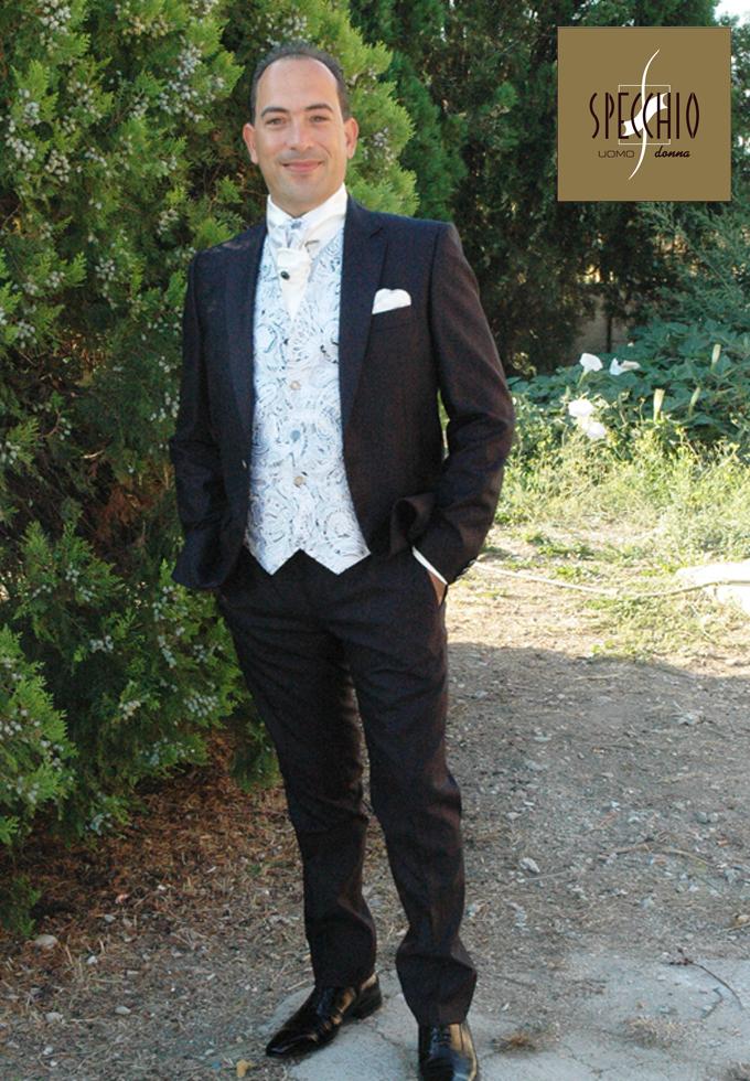 Gli sposi di settembre vestiti Cleofe Finati by Archetipo