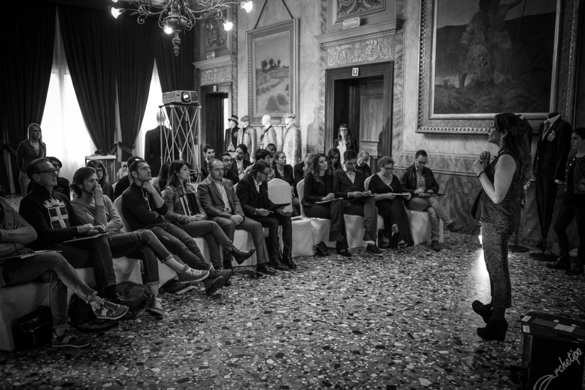 Workshop Archetipo sulle Collezioni Cleofe Finati 2014