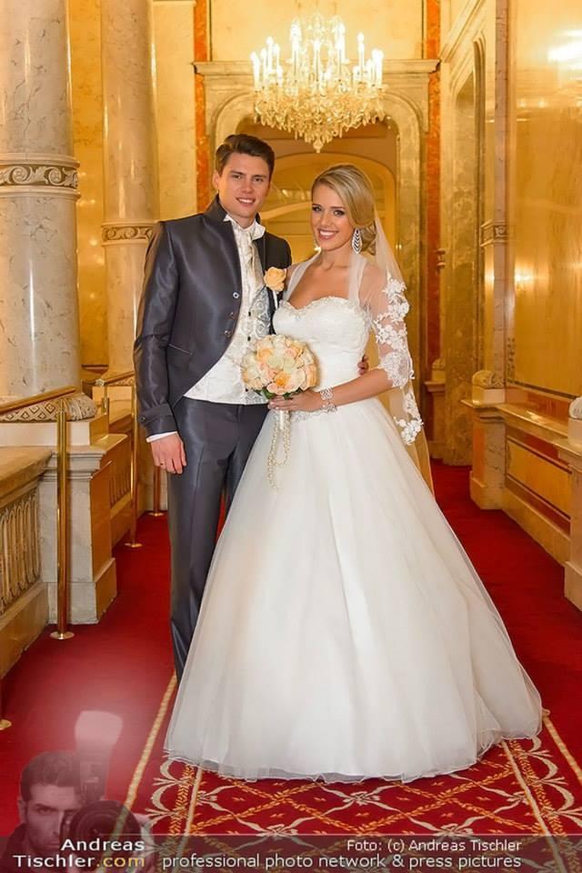 What a wedding! Sebastian Boenisch in Cleofe Finati by Archetipo
