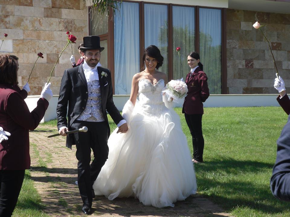 Gli sposi di luglio a firma Cleofe Finati