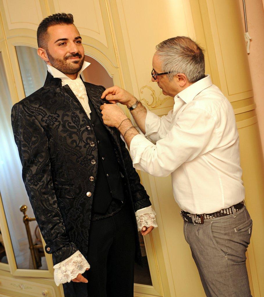 Cleofe Finati by Archetipo abito da sposo groom suit Via Zannotti (5)