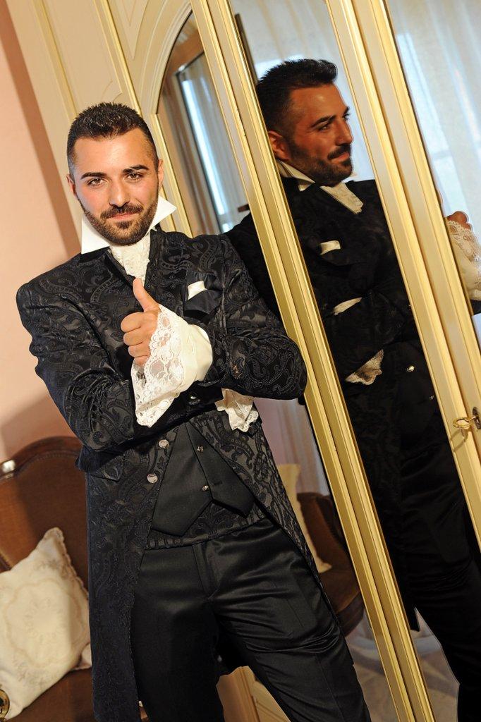 Cleofe Finati by Archetipo abito da sposo groom suit Via Zannotti (7)