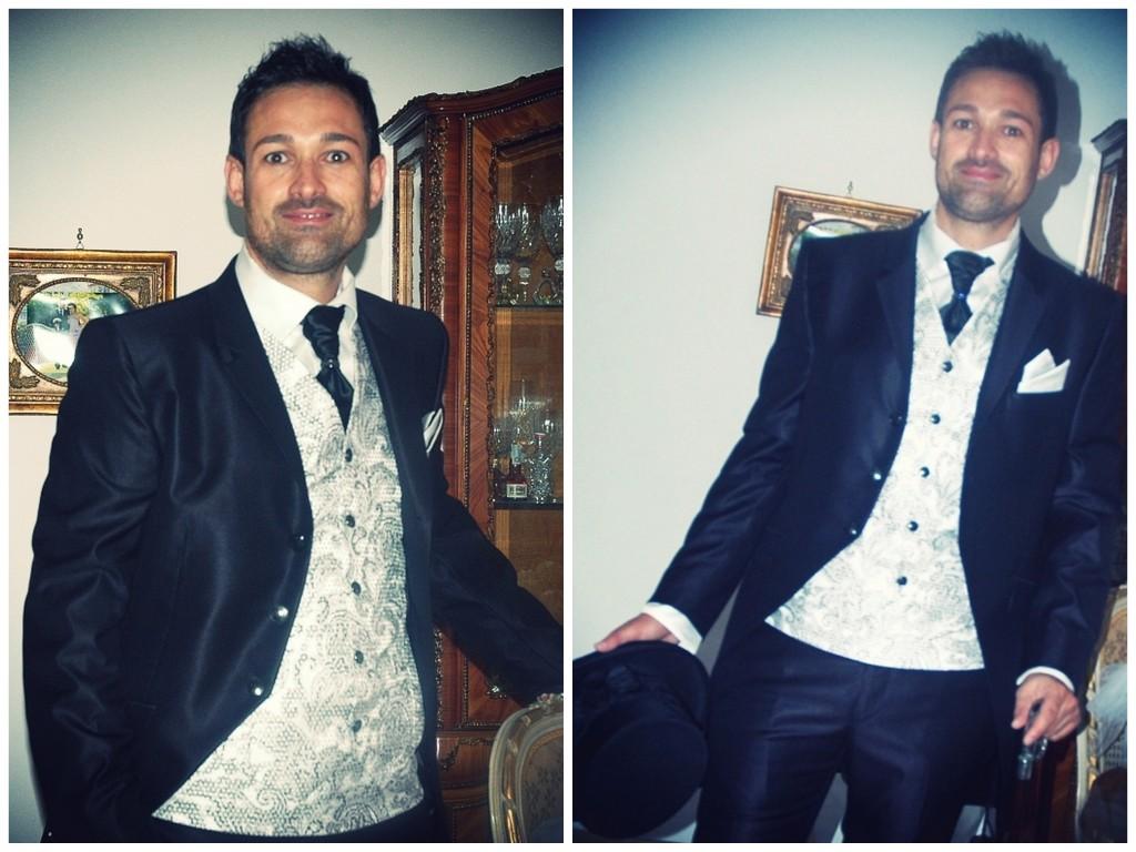 groom of the month cleofe finati by archetipo boutique specchio abito da sposo (2)
