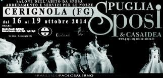 """Archetipo con Boutique Specchio presso """"Puglia Sposi"""""""