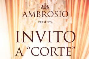 """Invito a """"Corte"""" per Archetipo"""