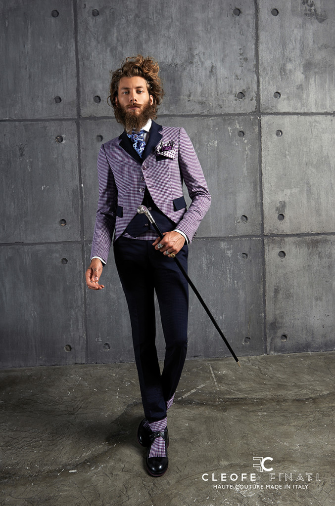 Archetipo hipster groom
