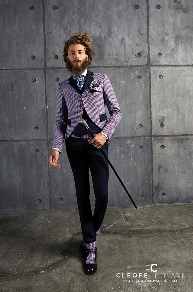 Hipster Andrea marcaccini cleofe finati by archetipo moda