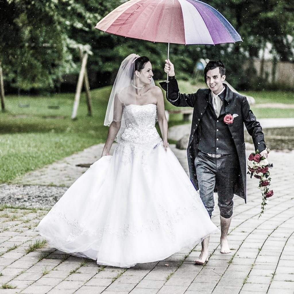 Gli sposi a firma Archetipo Jessy & Andreas