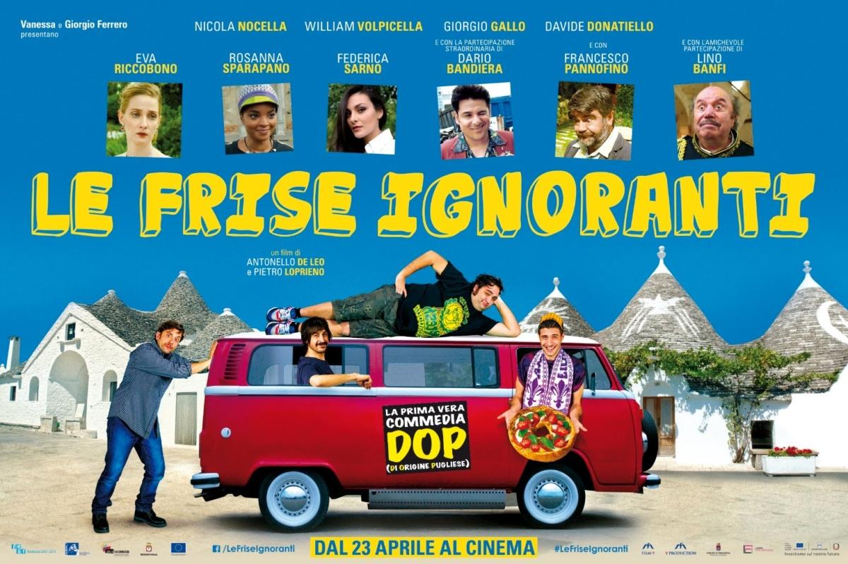 "Cleofe Finaty by Archetipo in ""Le Frise ignoranti"""