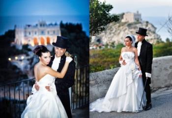 May grooms in Cleofe Finati