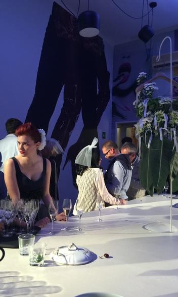 Vogue sposa exposiamoci stefano sala andrea marcaccini andrea offredi cleofe finati by archetipo4