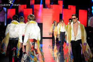 Cleofe Finati fashion show 2016