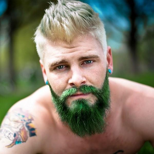 Merman tendenze uomo grooming barba uomo 1
