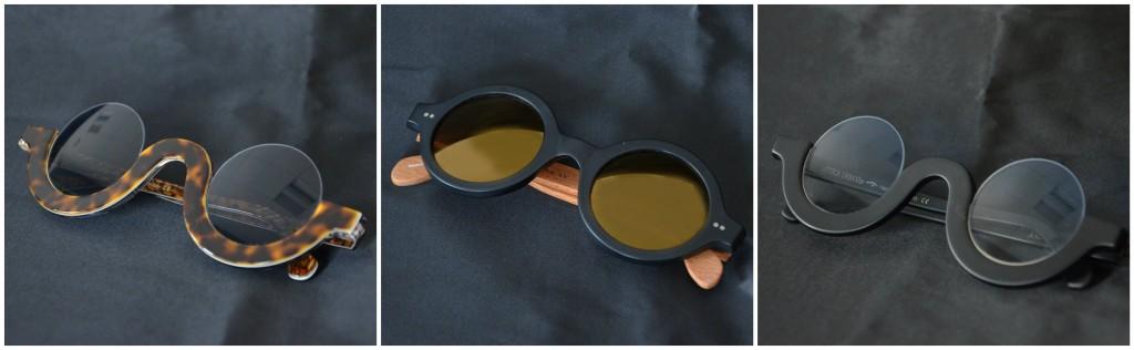 Occhiali da sole tendenza menswear accessori Cleofe Finati by Archetipo 1