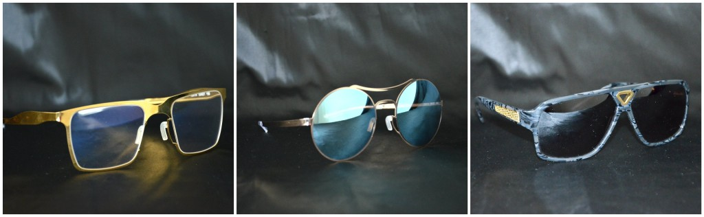 Occhiali da sole tendenza menswear accessori Cleofe Finati by Archetipo 2