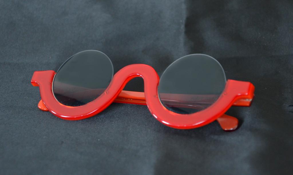 Occhiali da sole tendenza menswear accessori Cleofe Finati by Archetipo