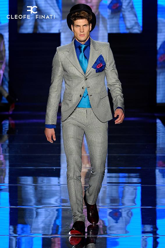 Principe di galles duca windsor elia fongaro cleofe finati by archetipo 2016 fashion show1