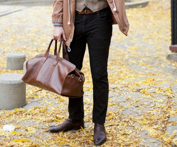 5 Men's Autumn Wardrobe Essentials