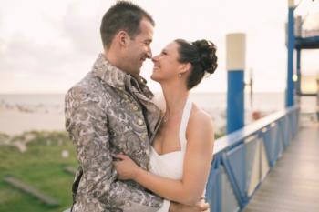 Real Weddings in Cleofe Finati