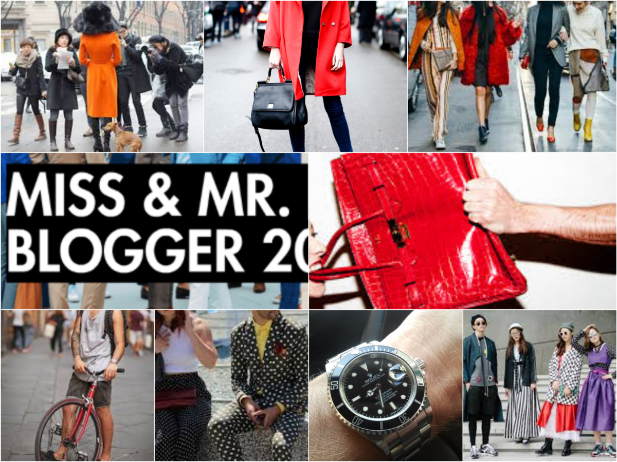 Cleofe Finati for Miss & Mr. Blogger