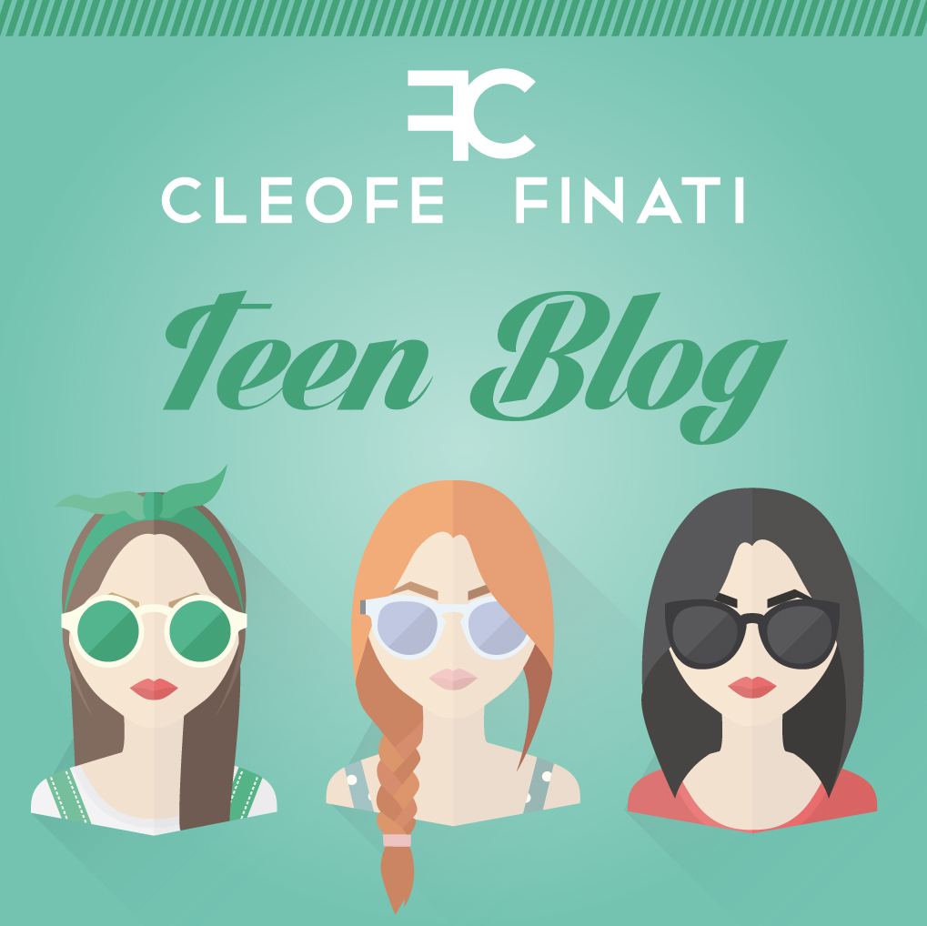 """Teen Fashion"": the new category of the Cleofe Finati Blog"