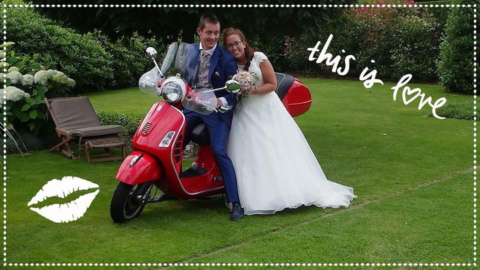 "Cleofe Finati ""Brides & Grooms"": Kenneth & Elena"