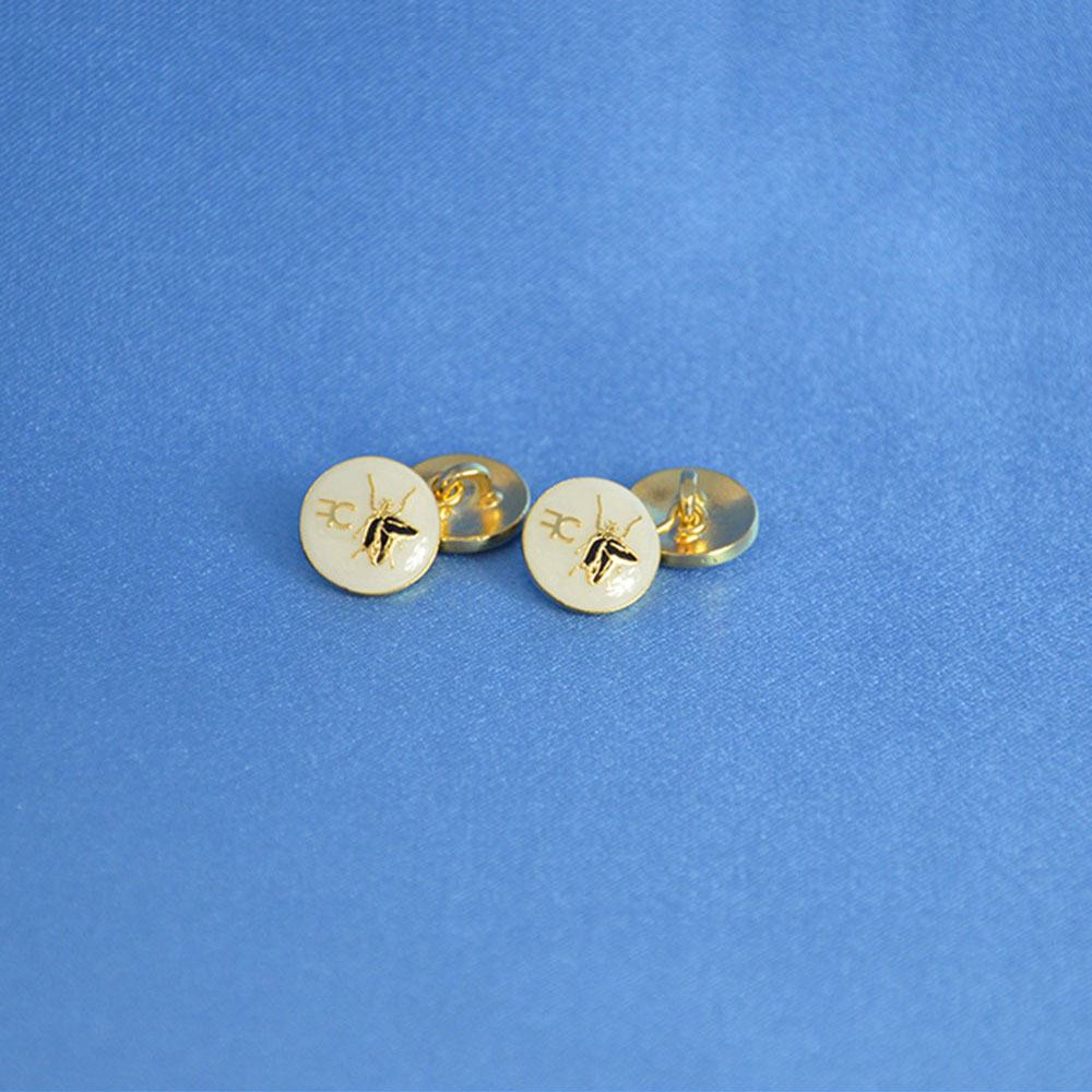 The cufflinks Cleofe Finati by Archetipo