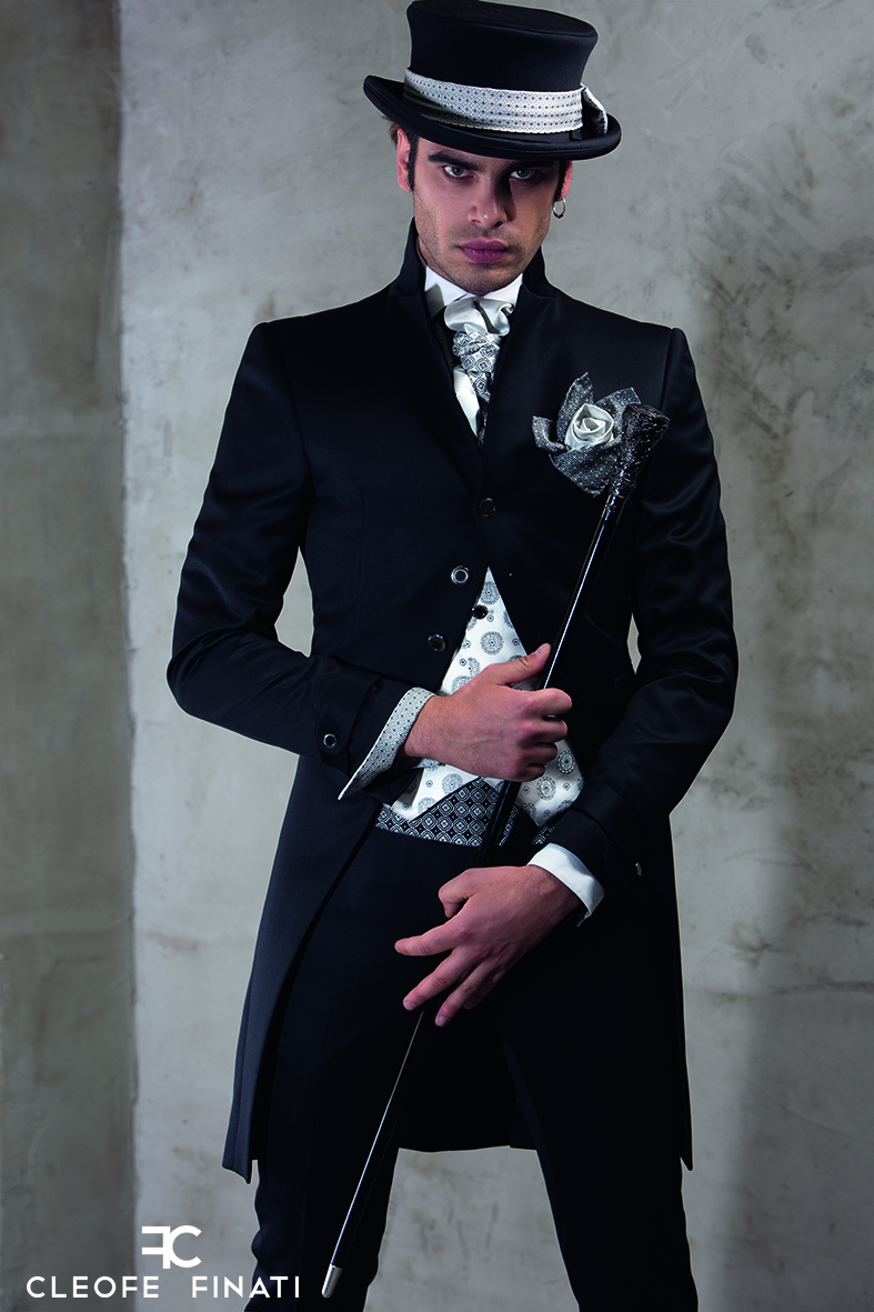 The tailcoat cleofe finati by archetipo
