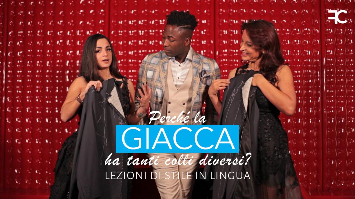 LA GIACCA e i suoi COLLI PER L'UOMO DANDY | LEZIONE DI STILE IN LINGUA