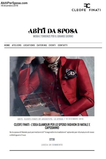 ABITI DA SPOSA.COM