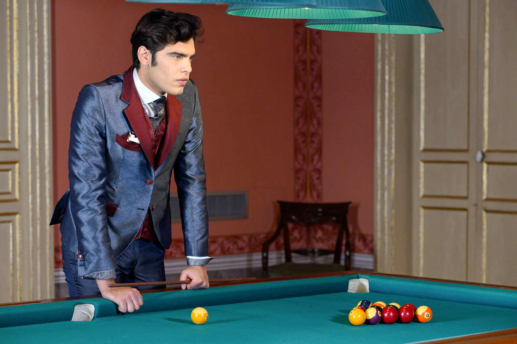 Men's suits Collection 2020 - by Cleofe Finati