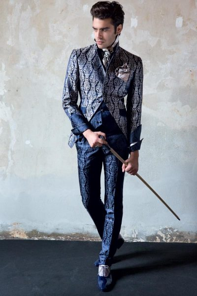 Men's suit BLOW by Cleofe Finati