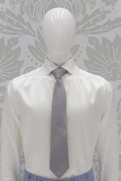Cravatta da sposo GABRIELE D'ANNUNZIO by Cleofe Finati