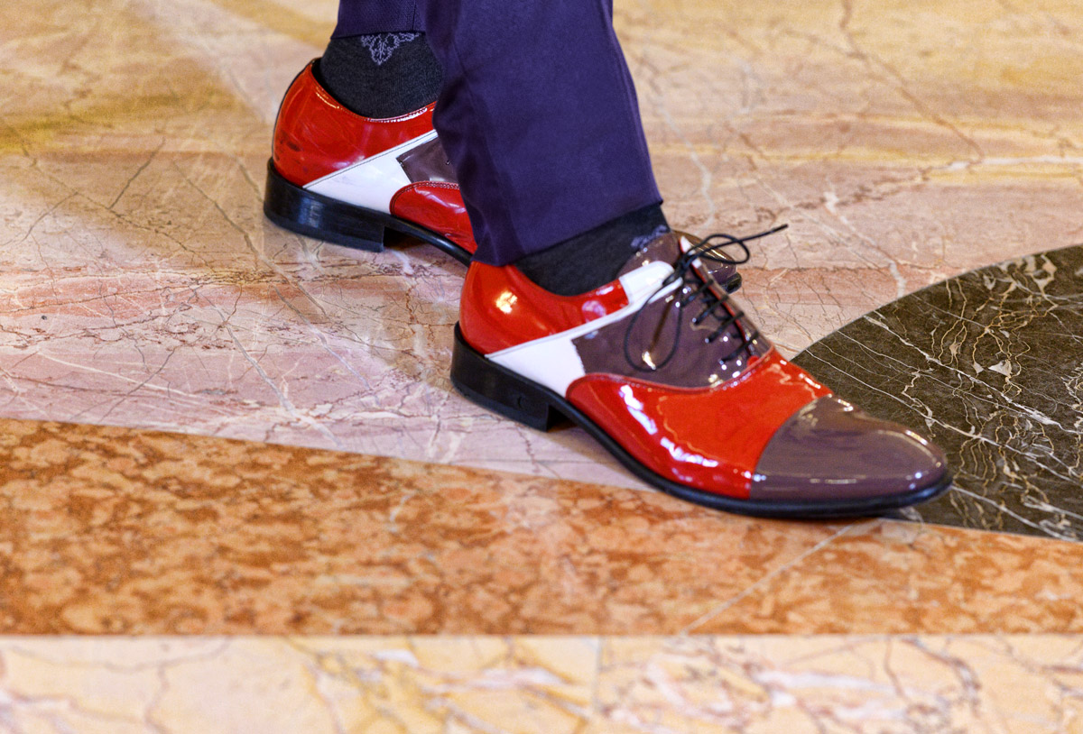 Men's shoes Collection 2020 - by Cleofe Finati