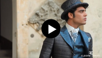 Fashion Collections Zoe 2020 | Menswear & Wedding suit | Cleofe Finati