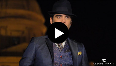 Fashion Collections Zoe 2020 | Menswear & Wedding suit | Cleofe Finati by Archetipo | STEFANO SALA