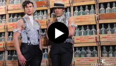 Fashion Collections Zoe 2020 | Menswear & Wedding suit | Cleofe Finati | Stefano & Mattia