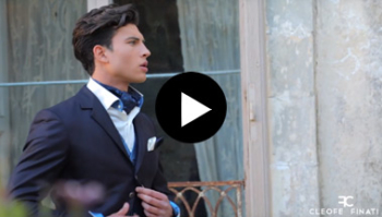 Collections Zoe 2020 | Menswear & Wedding suit | Cleofe Finati