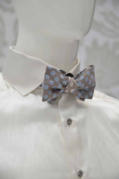 Men's bow tie EMPEDOCLE by Cleofe Finati