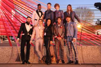 100% MADE IN ITALY OF #NEWDANDYGLAMOUR AND MEN'S CEREMONY SUITS AT Pitti Uomo 97 DURING 7 – 10 January 2020
