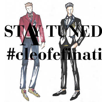 Cleofe Finati and the 2021 collection of wedding suits, men's suits and men's formal wear.