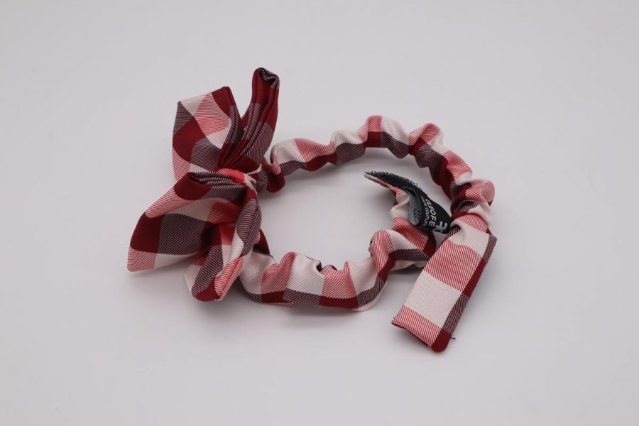 Cravattino Papillon rosso in seta Made in Italy uomo donna bambino Cherry by Cleofe Finati