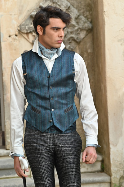 abito-da-sposo-uomo-glamour-abito-da-uomo-nero-bianco-blu-cleofe-finati